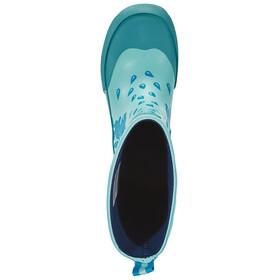 Viking Footwear Plask Gummistøvler Børn turkis